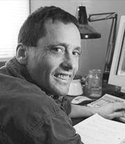 Mike Weissbluth - HailStrike meteorologist.